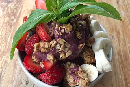 ACAI+MIXED BERRIES BOWL