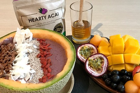'Hearty Acai' Bowl