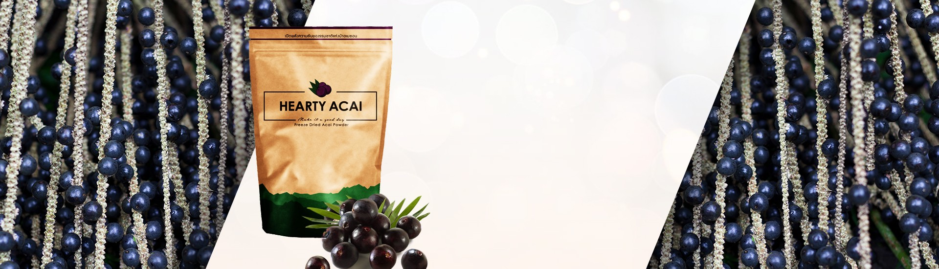 Freeze Dried Acai Powder
